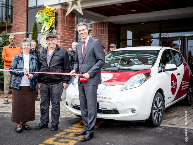 COGIR LAUNCHES FIRST HI-TECH AND ENVIRONMENTALLY FRIENDLY  CAR SHARING SERVICE FOR SENIORS