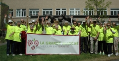 A Second Edition for the Healthy Aging Grand Walk