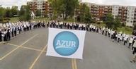 Les Résidences AZUR orchestrent un Flash Mob