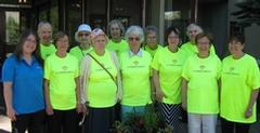 La Grande Marche vieillir en santé : c'est reparti!