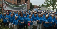 Rassemblement pour la Grande Marche Vieillir en santé à Laval