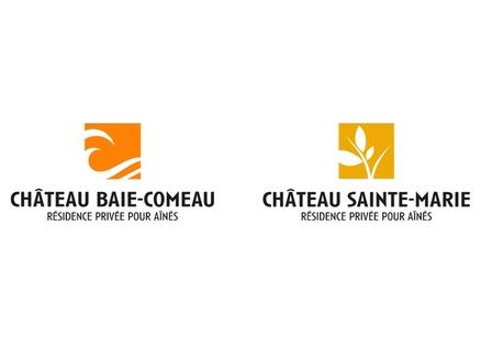 UNE NOUVELLE IMAGE POUR LES RÉSIDENCES « CHÂTEAU BELLEVUE » DE BAIE-COMEAU ET SAINTE-MARIE