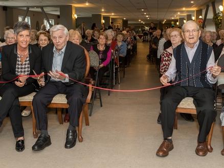 Inauguration officielle du 19e Centre Multi-Services