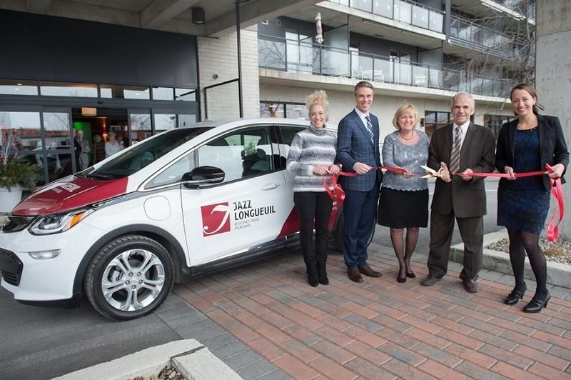 COGIR LAUNCHES THE FIRST TECHNOLOGICAL AND EVNRIONMENT-FRIENDLY CAR-SHARING SERVICE FOR SENIORS IN LONGUEUIL