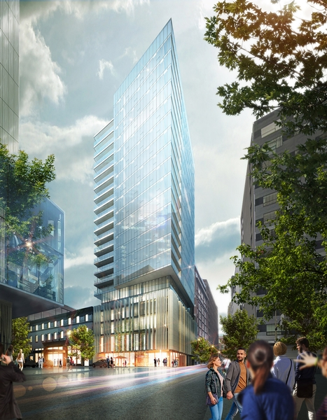 Lancement officiel du projet de condominiums Imperia