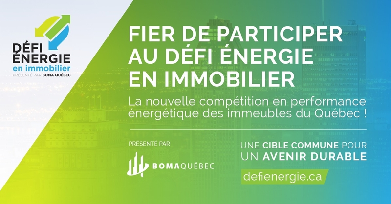 Manoir Outremont is a Finalist in BOMA Quebec's Building Energy Challenge (BEC)