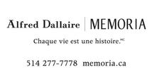 Alfred Dallaire MEMORIA