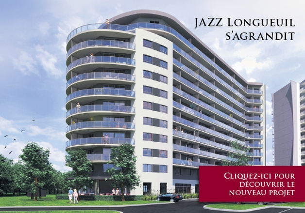 Jazz Longueuil s'agrandit