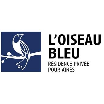 L'Oiseau bleu logo
