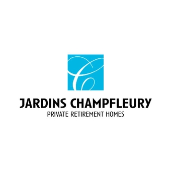 Les Jardins Champfleury logo