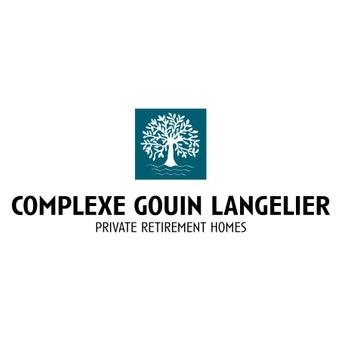 Complexe Gouin-Langelier logo