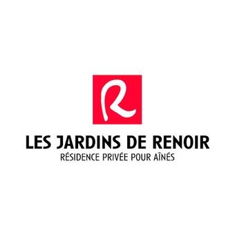 Les Jardins de Renoir logo