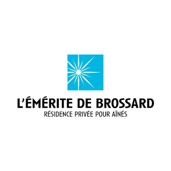 L'Émérite de Brossard logo